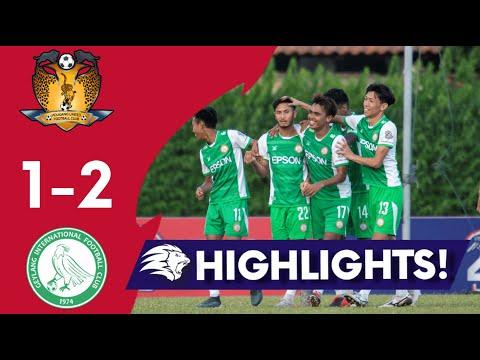 Hougang United Geylang Goals And Highlights