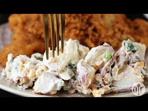 How to Make Kristen's Bacon Ranch Potato Salad | Side Dish Recipes | Allrecipes.com