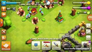 Clash of clans troll mal passer
