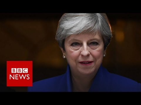 Theresa May 'Strong relationship' between DUP and Conservatives - BBC News