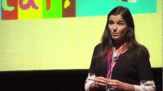 Um outro olhar sobre a aprendizagem: Maria de Vasconcelos at TEDxBoavista
