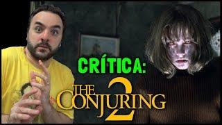 INVOCAÇÃO DO MAL 2 (The Conjuring 2, 2016) - Crítica