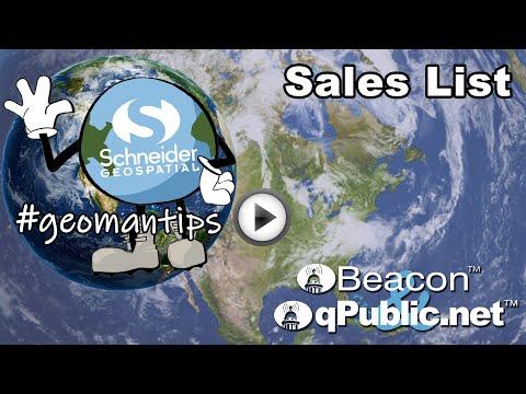 Beacon Qpublicnet Schneider Geospatial