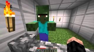 Minecraft- ¿Cómo curar a un aldeano zombie? TUTORIAL