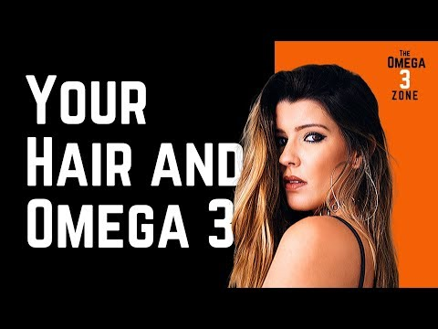 How Omega 3 Fatty Acids Maintain Your Hair –7 Benefits ❤️