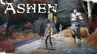 Ashen Parte 1 Conhecendo sua história .