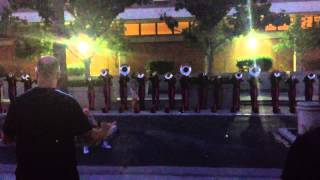 Carolina Crown Tuning Sequence - 2013
