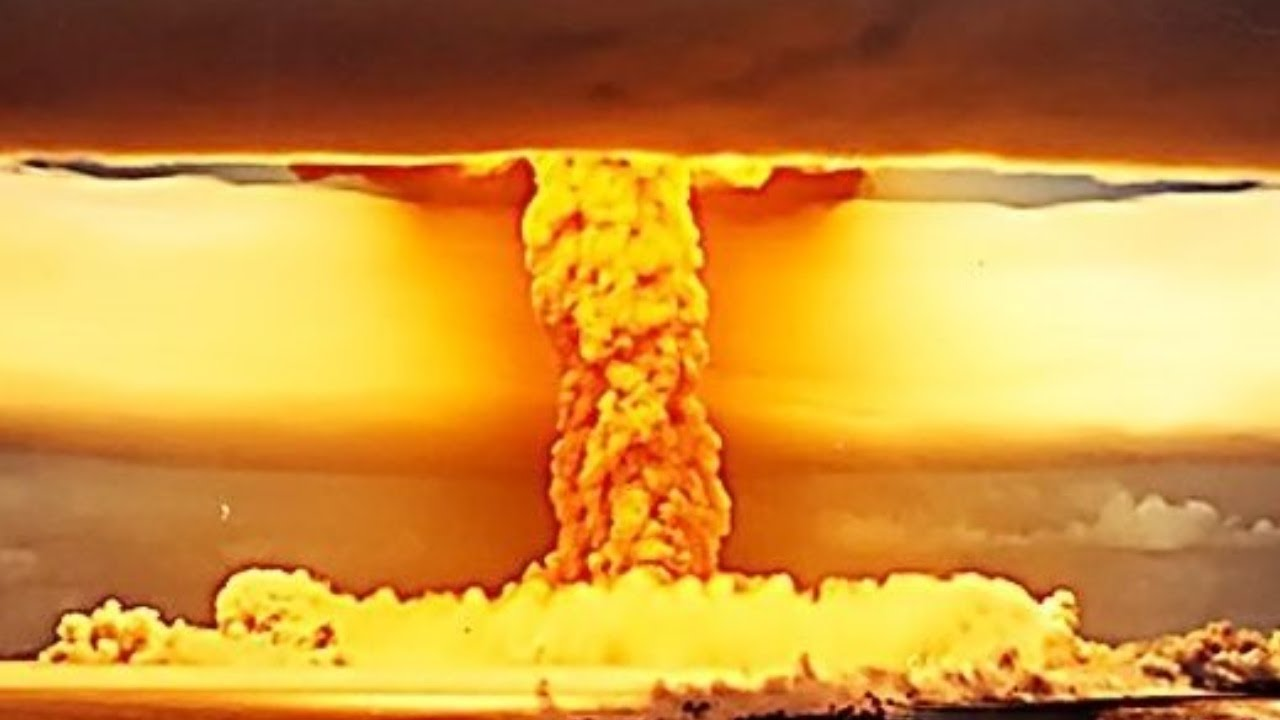 World S Biggest Amp Most Powerful Nuclear Bomb Explosion Of