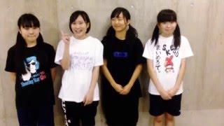 2015年12月26日に行われる流星群少女のワンマンライブの1部で披露する...