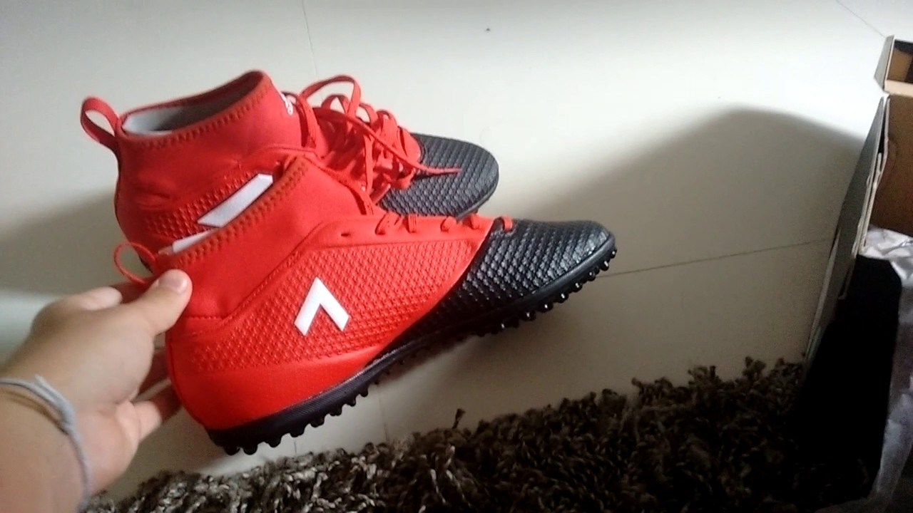 9d343d75741cb Chuteira Adidas ace 17.3 - YouTube