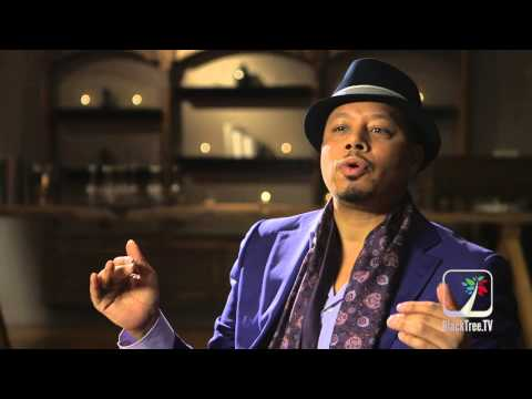 Terrence Howard talks chemistry w/ Taraji on EMPIRE