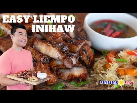 Easy Liempo Inihaw