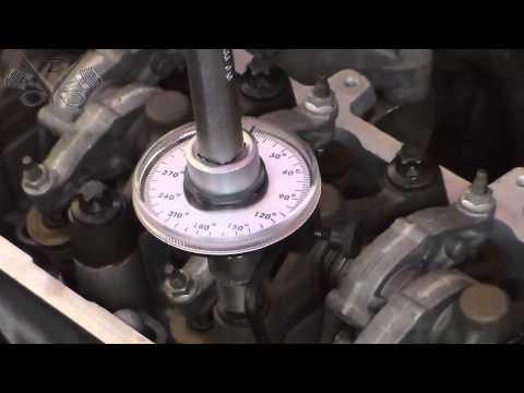 Oficina Mecânica - 07-02-2014 - Montagem do Cabeçote - Peugeot 206 1.4 8v. 2007 - pt2