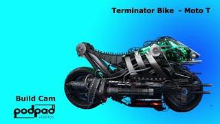 Podpadstudios Moto-T Terminator motorcycle
