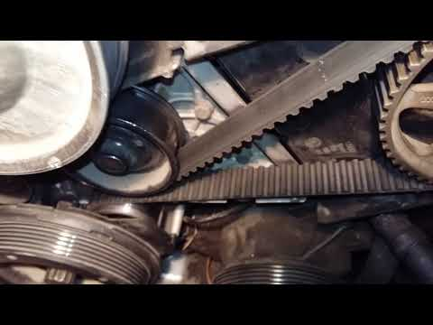 Установка зажигания на ауди А6 с4 2.8 двигатель ААН