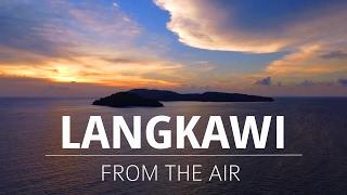LANGKAWI FROM THE AIR! - DJI Phantom 4 Drone Video