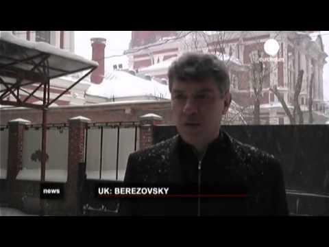 Смерть Б.Березовского
