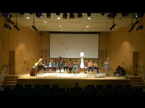 Prelude 14 Amelia Roper: Limelight+Rose, October 9th 2014
