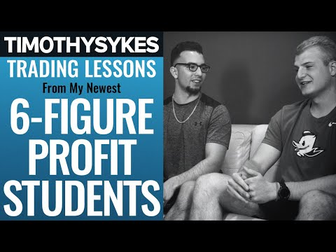 Trading Lessons From My Newest Six-Figure Profit Students