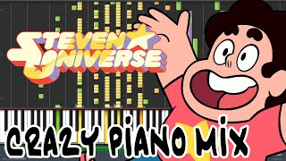 Crazy Piano! STEVEN UNIVERSE THEME