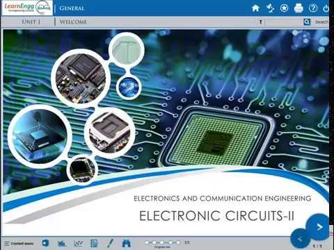 Anna University Electronic Circuits II  Regulation 2013