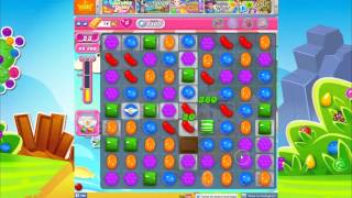 Candy Crush Saga Level 1163 (No Boosters)