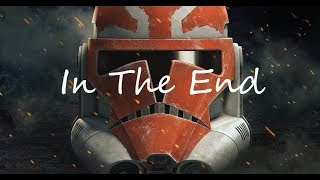 Star Wars The Clone Wars - (Linkin Park: In The End cover)