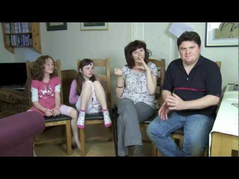 Huntington's disease as a family - Walters family