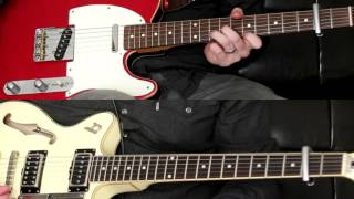 Chris Tomlin / Housefires Good Good Father Guitar Tutorial