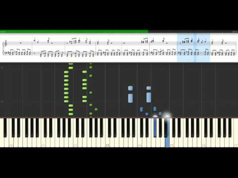 Dire Straits - Walk Of Life [Piano Tutorial] Synthesia