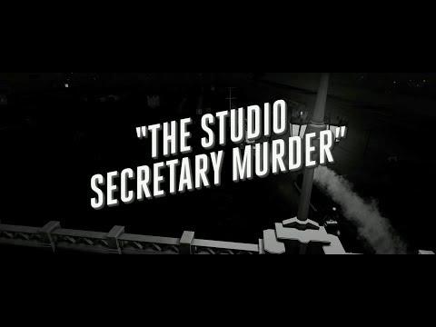 THE STUDIO SECRETARY MURDER