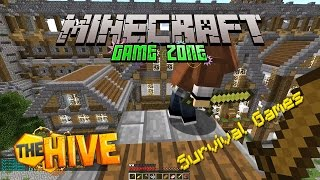 Minecraft - Game Zone - The Hive - Survival Games [2] - Fail, Fail & Fail Again