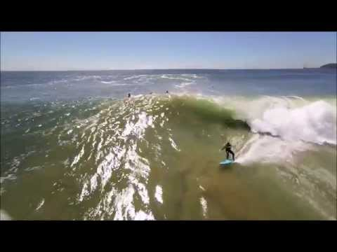Epic Aerials, Surfing Video - Drone Footage of Durban Beaches, South Africa