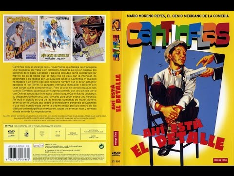 Cantinflas - Ahí está el detalle (1940)