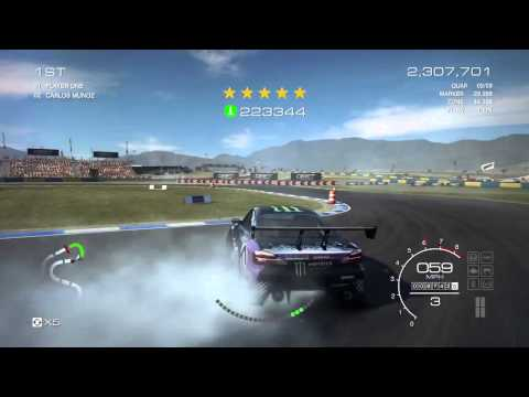 GRID Autosport -Nissan 2003 S15 Silvia Drift Tuned Vs Autosport Raceway Drift