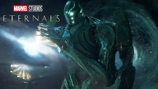 Eternals Trailer: Marvel Celestials Explained and Marvel Phase 4 Cosmic Hierarchy