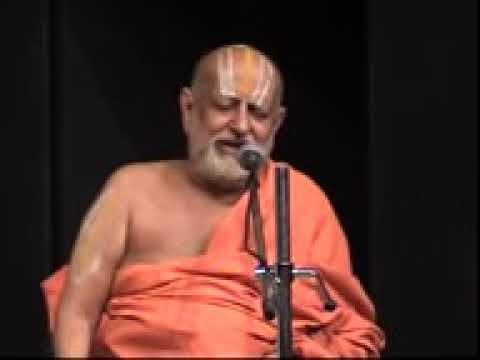 Srimad Srimushnam Andavan's anugraha bhashanam at 'Azhvar Vaibhavam' ballet