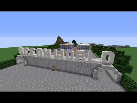 Minecraft PC Ocean Parks Tour (1)