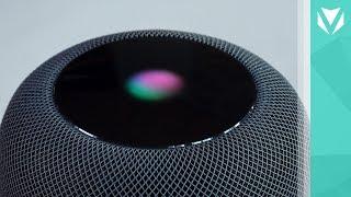 Loa Thông Minh Đầu Tiên Của Apple - HomePod