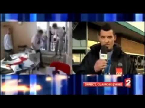 Jean-Luc Mélenchon - Insulte david Pujadas