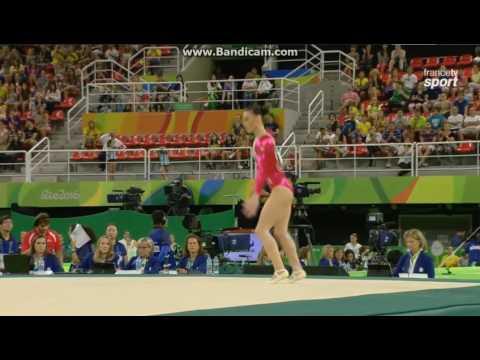 Carlotta Ferlito Ita Qual Fx Olympics Rio 2016 Doovi
