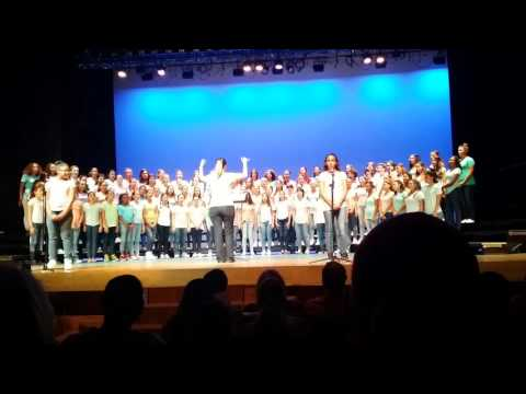 Union Park Middle School spring concerts 2016 2 of 3