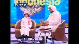 Syekh Jihad Al Maliki Hafiz Cilik Dari Madinah Hafal 30 Juz Dengan Keadaan Buta - Hafiz Indonesia 20