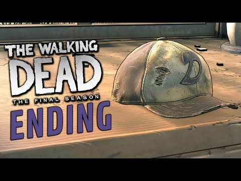 The Walking Dead The Final Season - THE ENDING!!! (ep. 4 2/2)