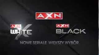 AXN - 2013 Fall Teaser (AXN, AXN Black, AXN White)