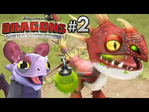 THE PLOT THICKENS! Dragons: Dawn of New Riders - Episode #2