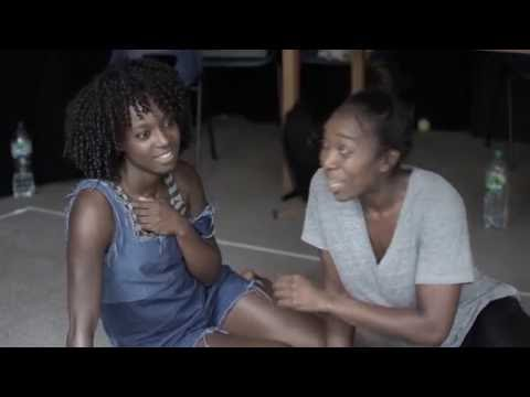 Behind The Scenes of Girls - a Soho Theatre, Talawa and High Tide production