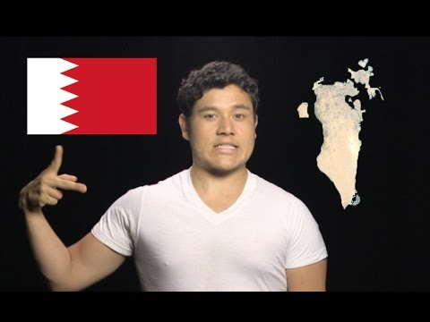 Bahrajn - Geography Now!