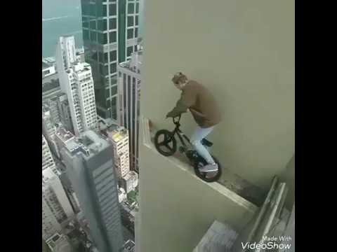 Cycling in high building
