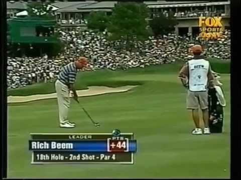 Rich Beem wins 2002 The International at Castle Pines Golf Club
